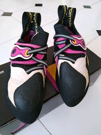 Pies de gato la sportiva solution 6461 km