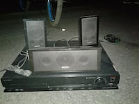DVD Player w Surround System  North Las Vegas, 89081