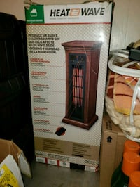 New wave heater. Call 578 0115.  Boiling Springs, 29316