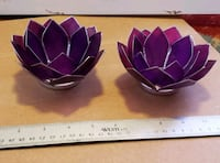 Purple candle holders Spring Hill, 34609