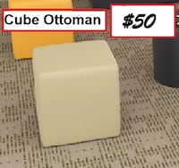 AJ- BRAND NEW- Thill Cube Ottoman Mississauga