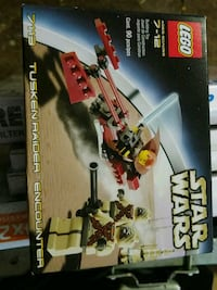 Lego Star Wars toy box Brampton, L6Y 1C8