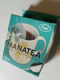 Manatee tea infuser  Minnetonka, 55345