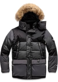 North Face coat new condition size Extra Large (XL)