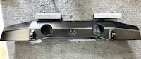 Jeep JK front bumper comes with new in box winch fairlead mount