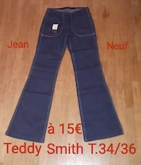 "Jean ""TEDDY SMITH"""