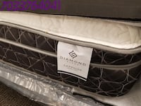 Queen and King Pillowtop Mattress SALE < 1 km