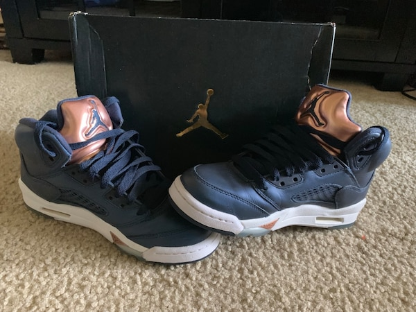 Like New Jordan 5 Retro