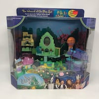 Polly Pocket Wizard Of Oz play set SEALED Holbrook, 11741