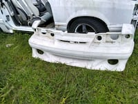 Mustang Gt Fox Body Stalker Front Bumper Cover Inverness, 34452