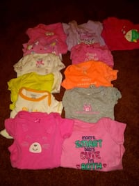Baby girl clothes Hagerstown, 21740