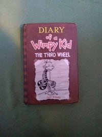 Diary of a wimpy kid the third wheel Port Richey, 34668