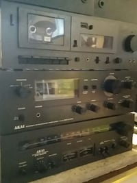 aka system for sale with 2 or 4 aa-2900 speakers
