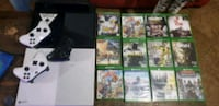 assorted-title Xbox 360 game case lot Muskegon, 49442