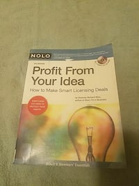 Nolo Profit From Your Idea book