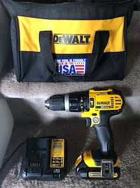 New Dewalt DCD785 Hammer Drill 20v Max Lithium Ion Pittston, 18640