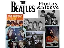 Cool BEATLES Stuff! -  Photos & Sleeve