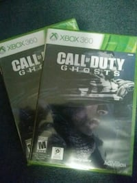 2 copies of Call of Duty ghost Lowell, 01850