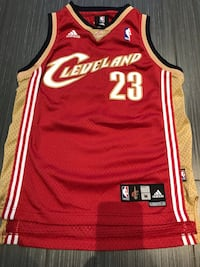 Youth Medium Lebron James Basketball Jersey