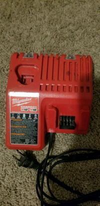 Milwaukee m18 & m12 charger