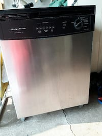 black and silver Frigidaire dishwasher Hamilton, L8E 3M4