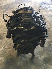 1999 Dodge Dakota 5.2L Engine Assy for sale New Castle, 16101