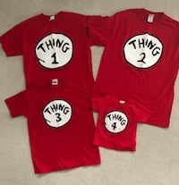 Dr Seuss heavy duty T-shirt's  Surrey, V3S 1V5
