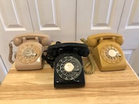 Vintage Rotary Phones $15 each Markham, L3T
