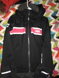 Black & Pink Helly Hansen sz L (women's) Washington, 20002