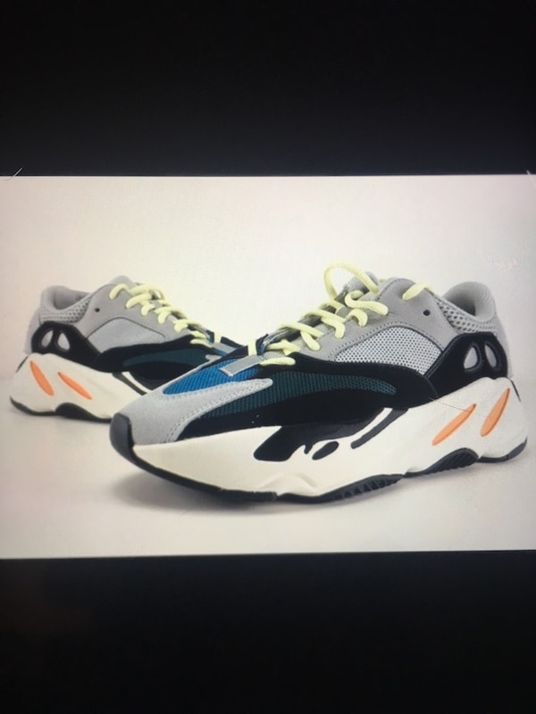 the latest 98999 9bfe6 Yeezy Wave Runner 700 9.5 from Yeezysupply