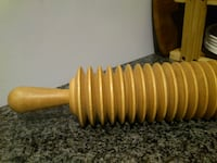 Large Noodle Cutter Rolling Pin West Springfield