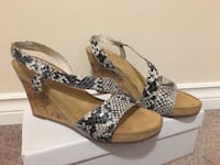 Brand new- Lady's sandals, size:8 Calgary, T2A 4H7
