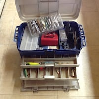 Saltwater Tackle Box Ontario, 91761