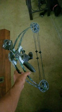 gray and black compound bow Belleview, 34420