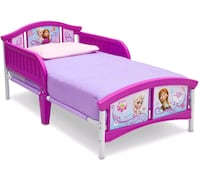Toddler Frozen Bed Las Vegas, 89147