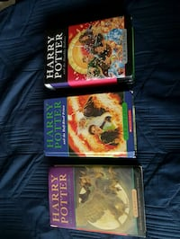 Harry potter books Kitchener, N2P 1R7