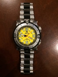 Watch Reactor Poseidon quartz Stafford, 22554