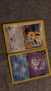 two Pokemon trading card game Creve Coeur, 63141