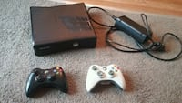 Xbox 360 with 3 controllers (1 wired not pictured) Wenatchee, 98801