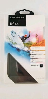 Lifeproof case for iphone Xs Max Bellflower, 90706