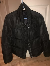 black zip-up jacket Edmonton, T6V 1W6
