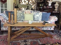 Antique ironing board coffee table! Kitchener, N2M 1L5