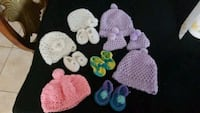 baby's assorted knit caps Pharr, 78577