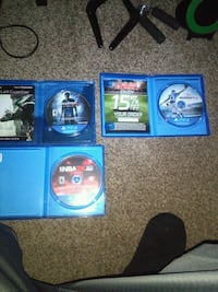 (3) Ps4 games selling out for the low!!  Bakersfield, 93309