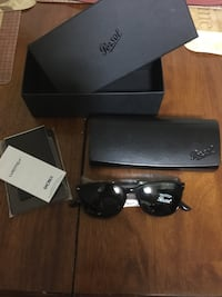Persol sunglasses (retail $310) brand new  220 mi