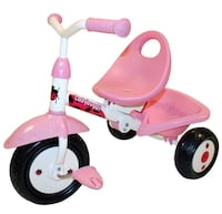 Kiddi-o by Kettler Fold 'n Ride Tricycle Trike with Adjustable Seat: LadyBuggy, Youth Ages 1.5+ Poway, 92064