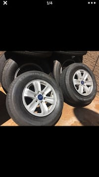 2018 ford tires and rims Henderson, 89074