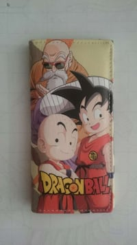 Dragon Ball imprimir cartera larga Málaga, 29003