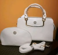 Very beautiful off white bag and pouch Mississauga, L4Z 4K5