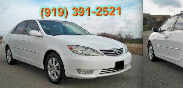 Used Kln 2006 Toyota Camry Xle Limited For In Mexico